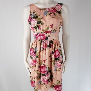Band of Gypsies | Anthropologie Floral Dre…